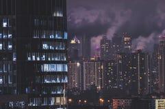 Αστική Μπανγκόκ Στοκ Φωτογραφίες