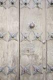 Αστική παχιά πόρτα Στοκ Εικόνες