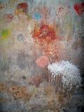 Αστική περίληψη τοίχων Στοκ Εικόνα