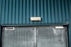 Αστική πόρτα εξόδων Στοκ Φωτογραφίες