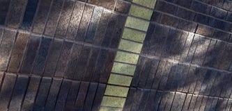 Αστική σύγχρονη δομή Στοκ Εικόνες