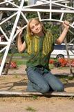 Αστικός έφηβος Στοκ εικόνες με δικαίωμα ελεύθερης χρήσης