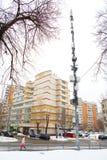 Αστικός εξοπλισμός ιστών φωτισμού Στοκ εικόνα με δικαίωμα ελεύθερης χρήσης