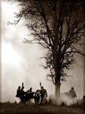 αστικός πόλεμος reenactors στοκ φωτογραφίες με δικαίωμα ελεύθερης χρήσης