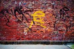 αστικός τοίχος Στοκ Φωτογραφίες