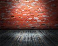 Αστικό εσωτερικό στάδιο τούβλου Στοκ φωτογραφίες με δικαίωμα ελεύθερης χρήσης