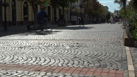 Αστικό μαξιλαράκι Ζωή πόλεων φιλμ μικρού μήκους