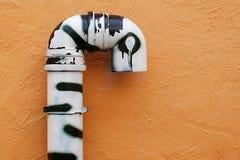 Αστικό με ραβδώσεις Στοκ Φωτογραφίες