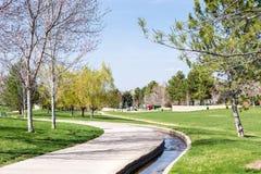 Αστικό πάρκο Στοκ φωτογραφία με δικαίωμα ελεύθερης χρήσης