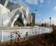 Αστικό πατινάζ πάγου Στοκ εικόνες με δικαίωμα ελεύθερης χρήσης