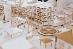 Αστικό πρότυπο Architecure Στοκ Φωτογραφία