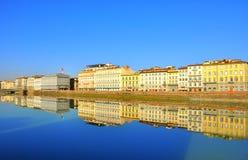 Αστικό τοπίο στη Φλωρεντία, Ιταλία Στοκ εικόνες με δικαίωμα ελεύθερης χρήσης