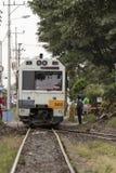Αστικό τραίνο στο San Jose Κόστα Ρίκα Στοκ φωτογραφίες με δικαίωμα ελεύθερης χρήσης