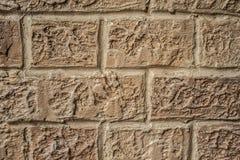 Αστικό υπόβαθρο, τούβλινη σύσταση τοίχων Στοκ φωτογραφίες με δικαίωμα ελεύθερης χρήσης