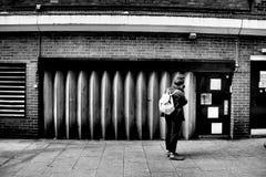 Αστικό Backstreets στοκ φωτογραφία με δικαίωμα ελεύθερης χρήσης