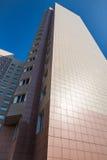 Αστικό multi-storey κτήριο Στοκ φωτογραφία με δικαίωμα ελεύθερης χρήσης