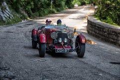 ΑΣΤΟΝ MARTIN Le Mans 1933 Στοκ εικόνες με δικαίωμα ελεύθερης χρήσης