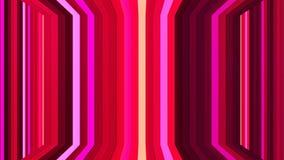 Αστράφτοντας κάθετο δωμάτιο φραγμών υψηλής τεχνολογίας ραδιοφωνικής μετάδοσης, κόκκινο, περίληψη, Loopable, 4K διανυσματική απεικόνιση