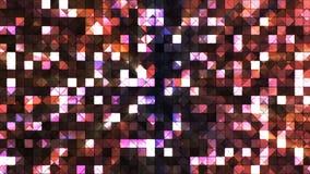 Αστράφτοντας τετράγωνα 19 υψηλής τεχνολογίας ραδιοφωνικής μετάδοσης απόθεμα βίντεο