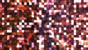 Αστράφτοντας τετράγωνα 15 υψηλής τεχνολογίας ραδιοφωνικής μετάδοσης απόθεμα βίντεο