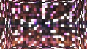 Αστράφτοντας δωμάτιο 29 τετραγώνων υψηλής τεχνολογίας ραδιοφωνικής μετάδοσης απόθεμα βίντεο