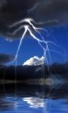 αστραπή μπουλονιών Στοκ Φωτογραφίες