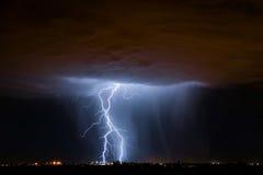 Αστραπή του Tucson στοκ εικόνα με δικαίωμα ελεύθερης χρήσης