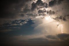 Αστραπή Στοκ Φωτογραφίες