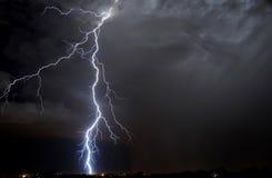 αστραπή Tucson Στοκ Εικόνα