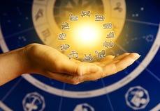 αστρολογία Στοκ φωτογραφίες με δικαίωμα ελεύθερης χρήσης