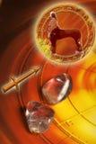 αστρολογικό σημάδι sagittarius Στοκ φωτογραφία με δικαίωμα ελεύθερης χρήσης