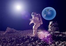 αστροναύτης Στοκ Φωτογραφία