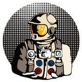 αστροναύτης Στοκ Εικόνα