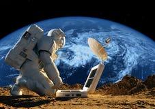 Αστροναύτης Στοκ Εικόνες