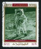 Αστροναύτης Neil Alden Armstrong Στοκ Φωτογραφία