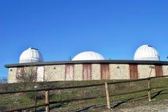 αστρονομικό παρατηρητήρι&omic Στοκ Φωτογραφίες