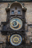 αστρονομικό ρολόι παλαιά Πράγα Στοκ φωτογραφία με δικαίωμα ελεύθερης χρήσης