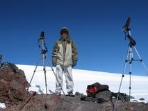 αστρονόμος Στοκ Φωτογραφίες