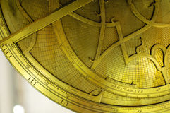 Αστρολάβος Στοκ φωτογραφία με δικαίωμα ελεύθερης χρήσης