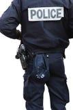 αστυνομία ανώτερων υπαλλήλων Στοκ Εικόνα