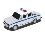 αστυνομία αυτοκινήτων Στοκ φωτογραφίες με δικαίωμα ελεύθερης χρήσης