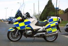 αστυνομία μοτοσικλετών Στοκ Εικόνες