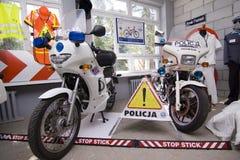 αστυνομία Πόζναν βάσεων Στοκ εικόνες με δικαίωμα ελεύθερης χρήσης