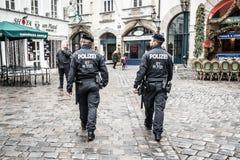 Αστυνομία του Μόναχου στοκ εικόνα
