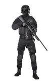 Αστυνομικός SWAT Στοκ εικόνα με δικαίωμα ελεύθερης χρήσης