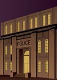 Αστυνομικό τμήμα Στοκ Φωτογραφία