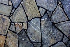 Ασυνήθιστη διακοσμητική πέτρα Στοκ Φωτογραφίες