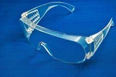ασφάλεια γυαλιών Στοκ εικόνες με δικαίωμα ελεύθερης χρήσης