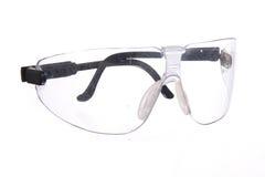 ασφάλεια γυαλιών Στοκ Φωτογραφίες
