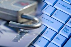 ασφάλεια Διαδικτύου υπ& Στοκ εικόνες με δικαίωμα ελεύθερης χρήσης
